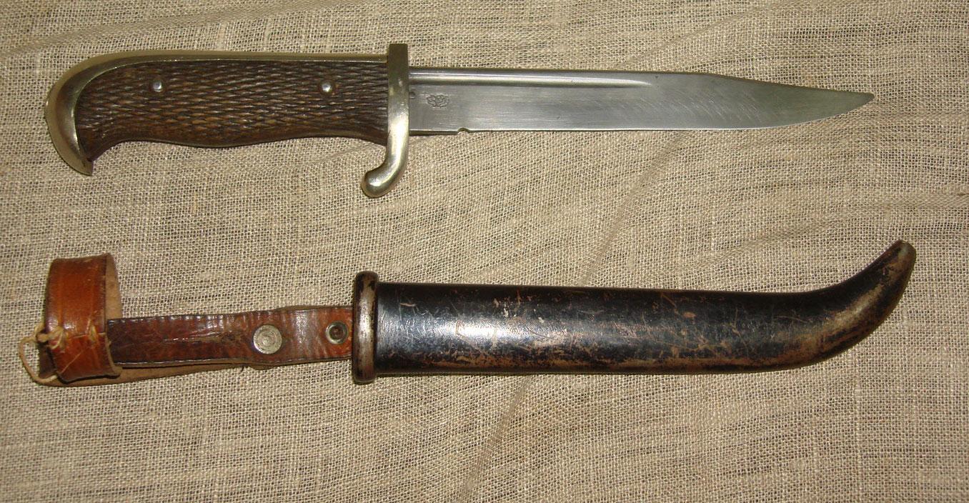 Финский нож образец 1919