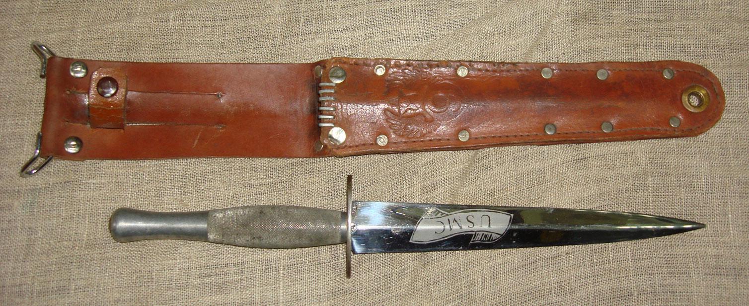 Нож морская пехота, США