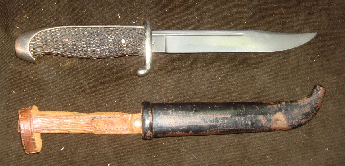 Финский армейский нож образца 1919 года