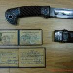 Шашка наградная НКВД, Наркома Крыма